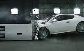accident road accident test
