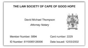 Law Society of Cape of Good Hope