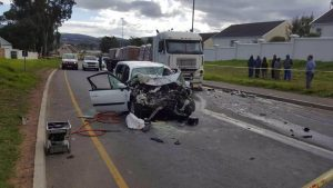 mother and son dies in car accident