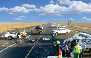 accident in the Free State